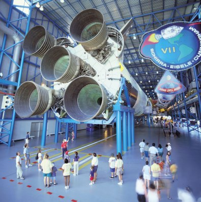 jfk national space centre
