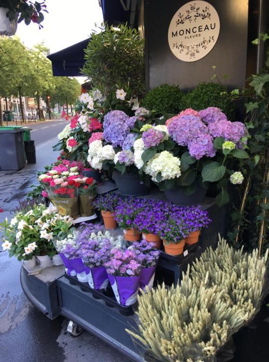 Monceau florist flower shop