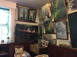 Monet replica paintings